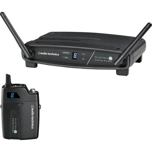 Audio-Technica Wireless Receiver and Pocket Transmitter - technostore