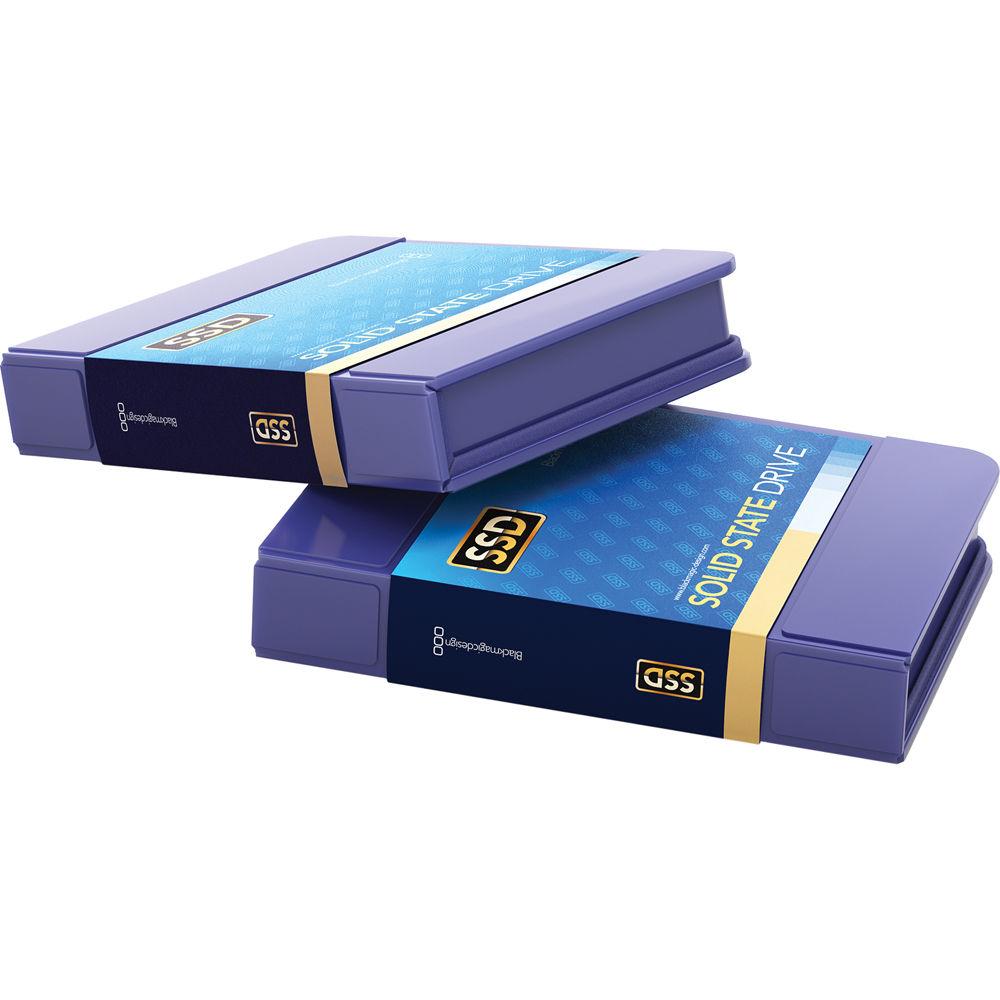 Blackmagic Design Hyperdeck Ssd Cases 10 Pack Technostore