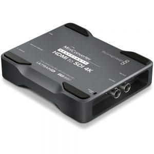 Blackmagic Design Mini Converter Heavy Duty - HDMI to SDI 4K