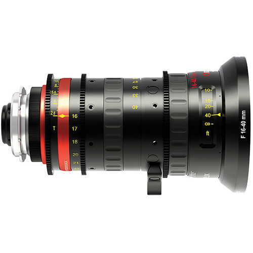 Angenieux 24 - 290mm Optimo Ultra 12x S35 Long-Range Zoom Lens