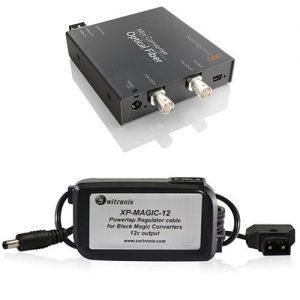 Blackmagic Design Mini Converter Optical Fiber