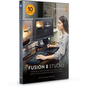 Blackmagic Design Fusion Studio MultiPack