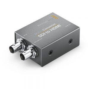 Blackmagic Design Micro Converter SDI to HDMI with Power Supply