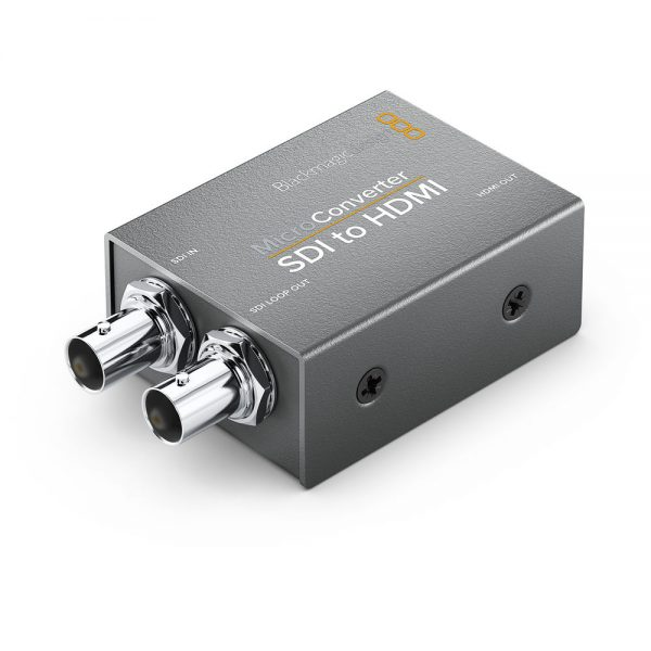 Blackmagic Design Micro Converter SDI to HDMI with Power Supply