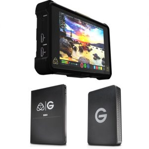 Atomos Shogun Inferno with 512GB G-Technology SSD Kit