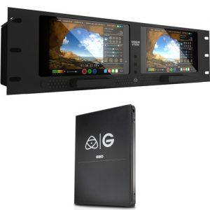 Atomos Shogun Studio with 512GB G-Technology SSD