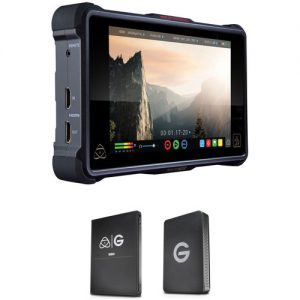 Atomos Ninja Inferno with 512GB G-Technology SSD Kit