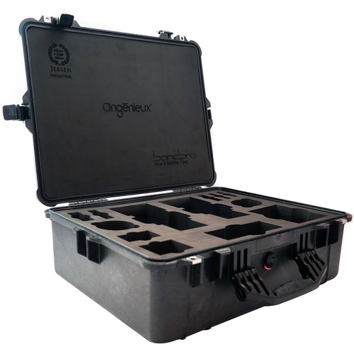 Angenieux Hard Protective Pelican Case for EZ Series Lens