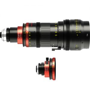 Angenieux Optimo Anamorphic 44-440mm Zoom Lens + Spherical Kit