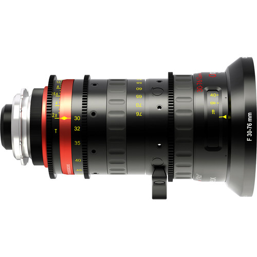 Angenieux 30-76mm Optimo Style Zoom Lens
