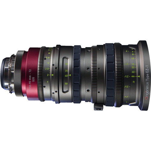 Angenieux EZ-1 30-90mm S35 Cinema Lens with PL Mount