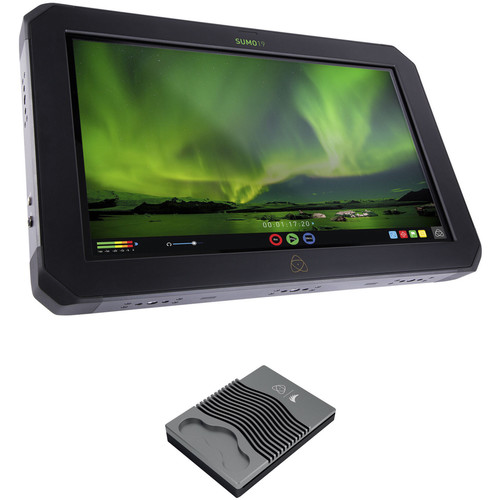 Atomos Sumo with 1TB Angelbird SSD