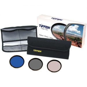 Tiffen 72mm Scene Maker Filter Kit