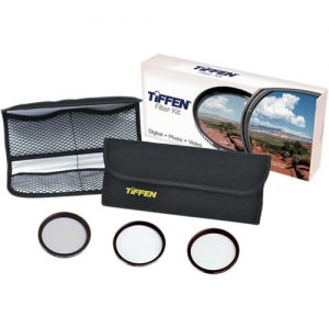 Tiffen 82mm Digital Video Film Look Kit 3