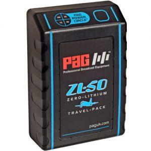 PAG 9315 ZL-50 Zero Lithium PAGlok Battery