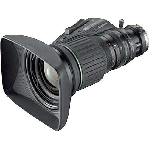 """Canon KJ13x6-KTS HDgc 13x 2/3"""" Full-Servo Lens"""