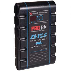 PAG ZL-125 Time Battery 13.2 V 125 Wh