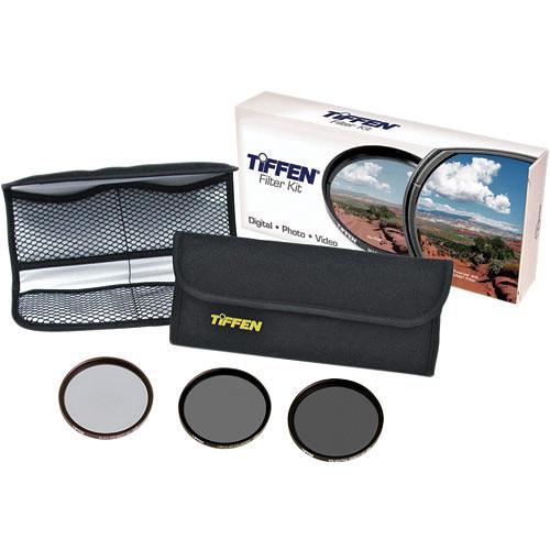 Tiffen 72mm DV Select Filter Kit 3