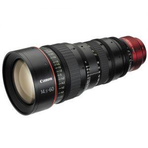 Canon CN-E 14.5-60mm T2.6 L SP