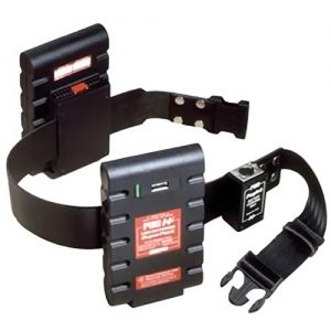 PAG 9527 Power Belt - Mounting Two PAGlok Batteries