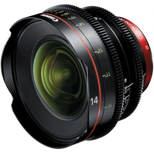 Canon CN-E 14mm