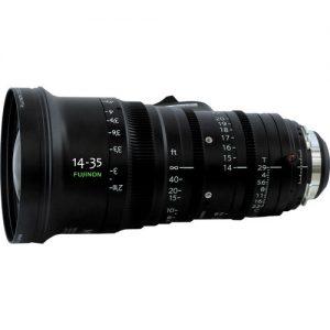 Fujinon ZK14-35mm T2.9 Cabrio Premier Lens