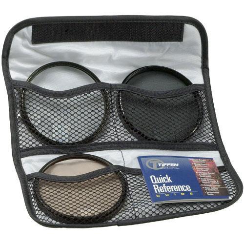 Tiffen 82mm Video Essential DV Kit