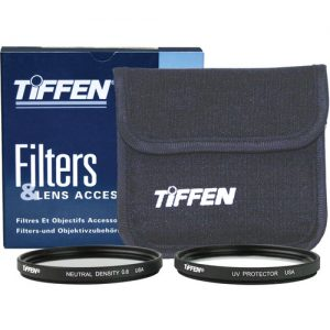 Tiffen 55mm Video Twin Pack