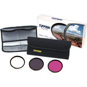 Tiffen Deluxe 3 Video Intro Filter Kit