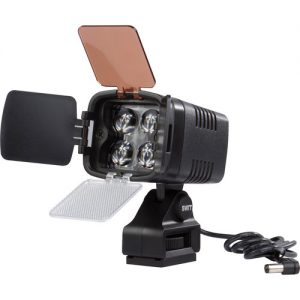 SWIT S-2010 On-Camera LED Light with Pole Power Connector