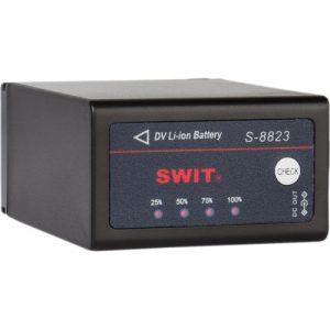 SWIT S-8823 7.2V, 18Wh Replacement Lithium-Ion DV Battery