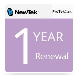 NewTek ProTek Care 1-Year Renewal for TriCaster Mini HD-4