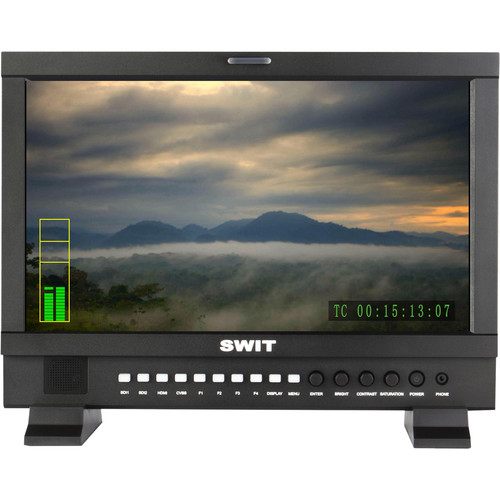 "SWIT S-1161HA 15.6"" Full HD Studio LCD Monitor"