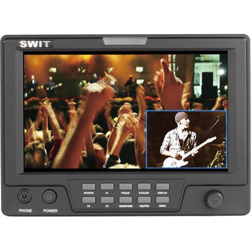 "SWIT S-1071H(EFP) 7"" EFP Field LCD Monitor"