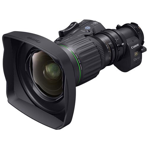 Canon 4.3-52mm 4K UHD