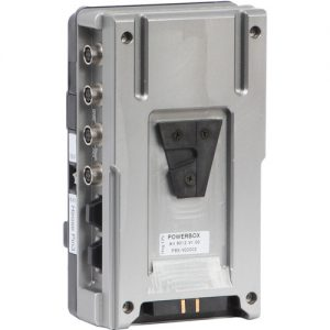 Bebob Engineering PowerBox V-Mount Power Splitting Box