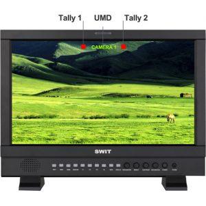 SWIT S-1173H 3G/SDI/HDMI Broadcast Studio LCD Monitor