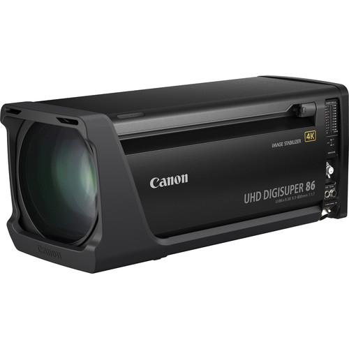 Canon UHD Digisuper 86