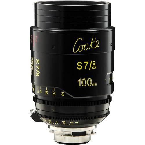 Cooke 18mm T2.0 S7/i Full Frame Plus Prime Lens