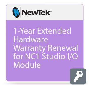 NewTek 1-Year Extended Hardware Warranty Renewal