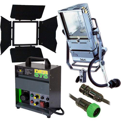 DeSisti Goya 575 Watt HMI Broadlight Kit - technostore