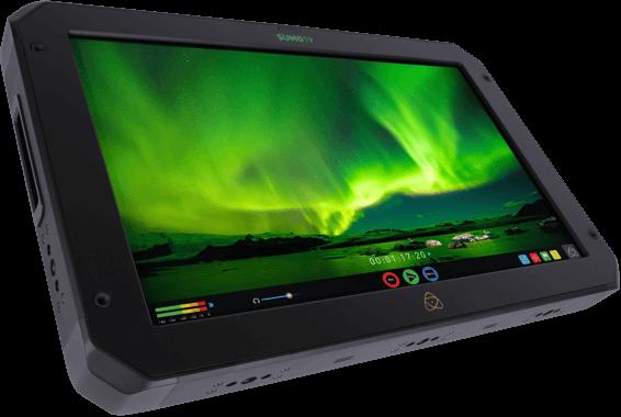 "Atomos SUMO19 19"" HDR up to 4Kp60 and HD up to 240p in HD,1200nit Monitor/Recorder"