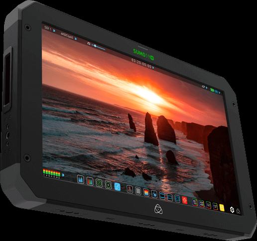 """Atomos Sumo19"""" M HDR Monitor. Dual SDI. HD and 4K monitoring capability"""