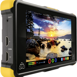 "Atomos Shogun Flame 7"" HDMI and SDI recorder up to 4K30p HDR daylight viewable 1500 nit"
