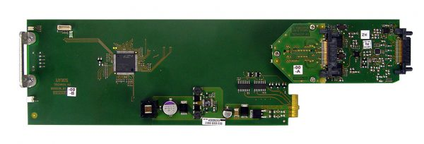 DVO 5810 3Gbit SDI/ASI Distribution Amplifer with Fiber I/O