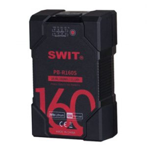 PB-R160S - 160Wh Heavy Duty Digital Battery Pack - SWIT