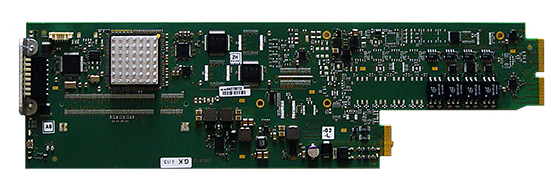 PDM 5240 D 3G/HD/SD 8 Channel AES Embedder or De-embedder (selectable) - SubD balanced 1