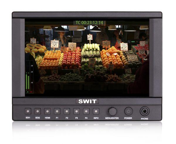 SwitS-1073H7-inch Full HD 4K-HDMI LCD Monitor 1