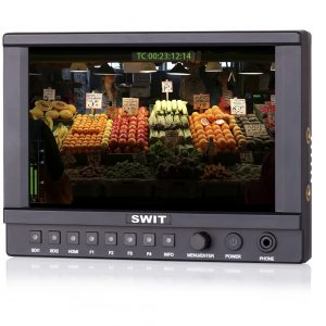 Swit S-1073H 7-inch Full HD 4K-HDMI LCD Monitor 2