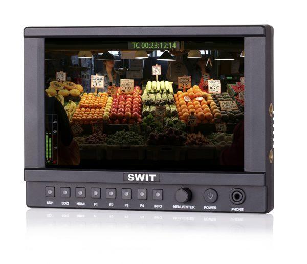 SwitS-1073H7-inch Full HD 4K-HDMI LCD Monitor 2